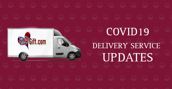 COVID-19 Health, Safety & Flower Gifts Delivery Update