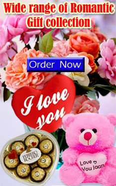 Send Romantic Gift to Bangladesh