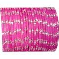 (08) Glass Churi- Pink