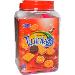 Twinkle Biscuits