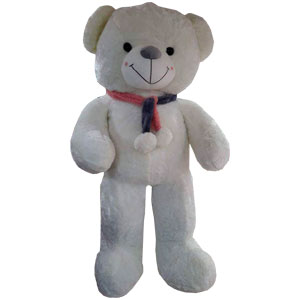 Super Extra large white Teddy Bear 6 feet