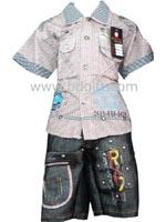 Boy's Shirt & Pant