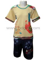 Boy's T-Shirt & Pant