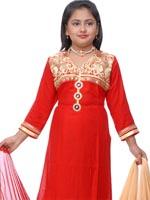 Girl's Salwar Kameez