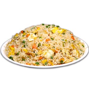 (01) Egg Fried Rice 1 Dish