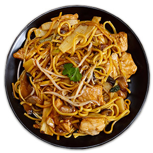 (59) Chicken Chowmein