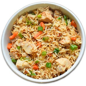 (02) Chicken Fried Rice 1 Dish