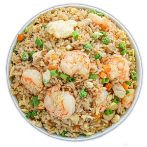 (03) Prawn Fried Rice