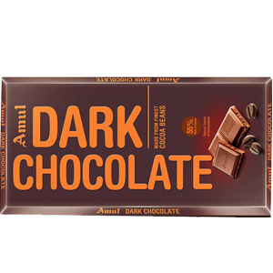 (32) Amul dark chocolate