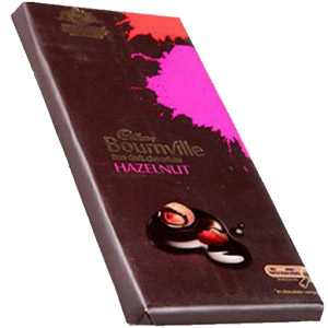 (14) Bournville Hazelnut Chocolate