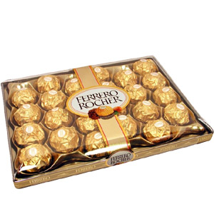(47) Ferrero Rocher Chocolate