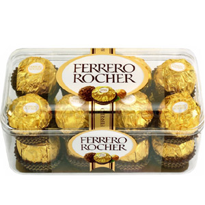 (46) Ferrero Rocher Chocolate