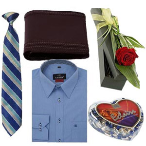 (20) Complete amazing gift package for Men.