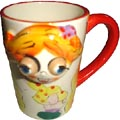 (37) Decorated Mug for Girl