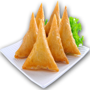(01) Somucha (Chicken)- 6 Pieces