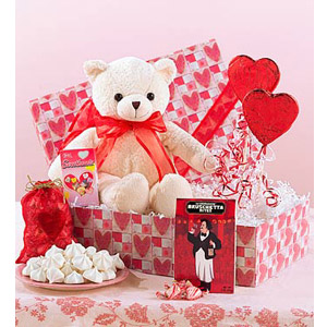 Valentine romantic gift box