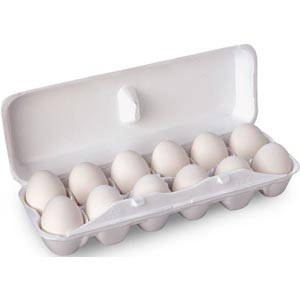(31)1 Dozen Deshi Chicken's Egg