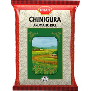 (007) Chinigura Rice(Polaw) - 1 KG