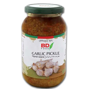 (26) Garlic Pickle