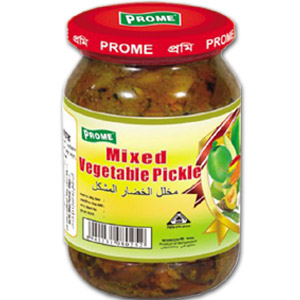 (29) Mixed Vegetable Pickle