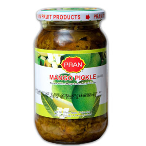 (21) Mango Pickle