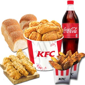 (16) KFC - Meal for 6 person