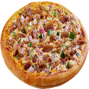 Spicy Beef Pizza PPP