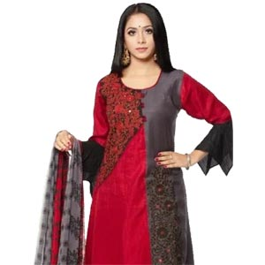 (0011) Cotton Salwar Kameez