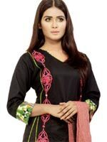 (16) Cotton Salwar Kameez